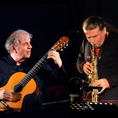 Ralph Towner & Javier Girotto