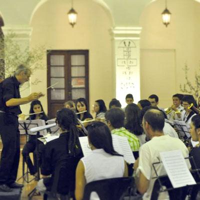 Banda Municipal Juvenil