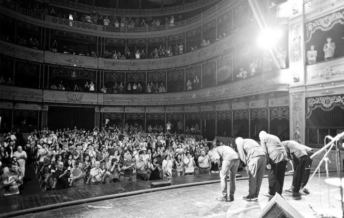 Cierre Festival de Jazz de Córdoba 2014