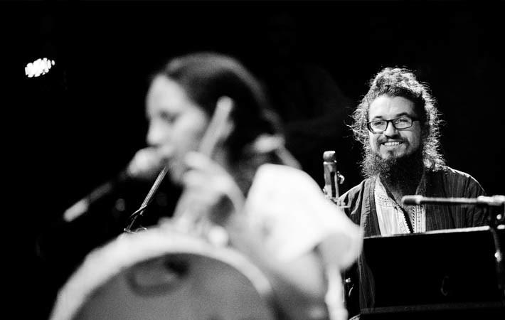 Leo Genovese y Mariana Carrizo