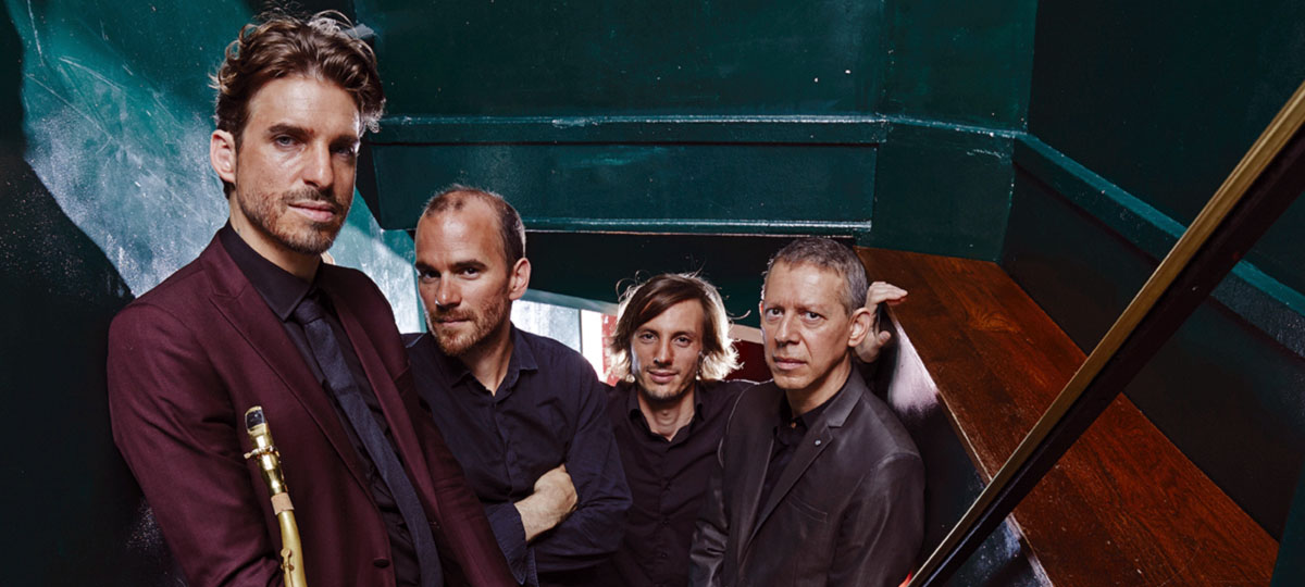 Samy Thiébault Quartet
