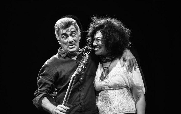 Crónica de María João y Guinga