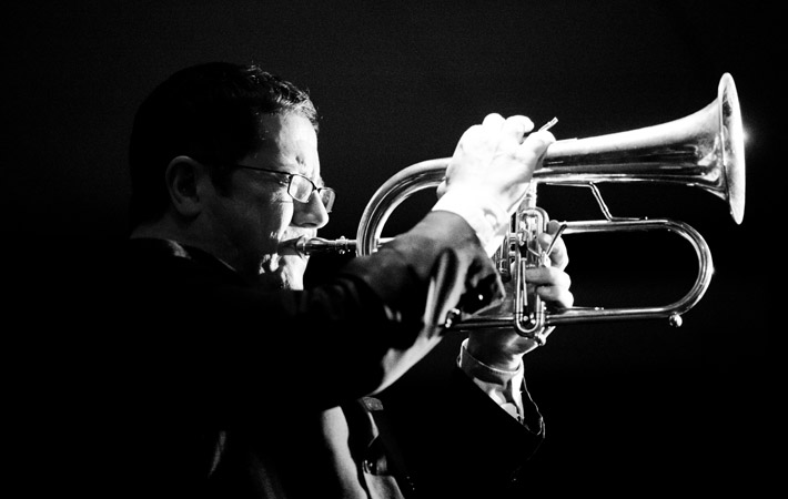 Jim Rotondi (USA) 2016 x Marcos Allende