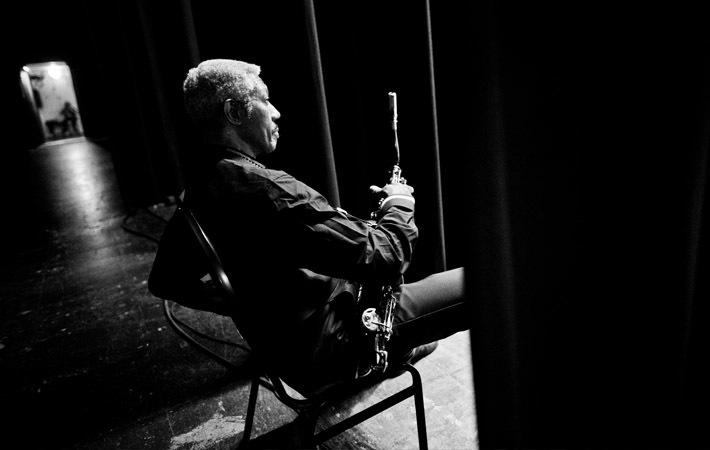 Billy Harper 2016 x Marcos Allende