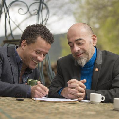 """J. Terrasson & S. Belmondo: """"Terramondo"""""""