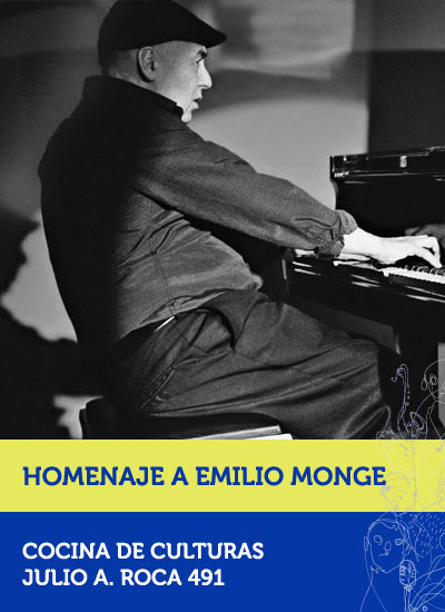 Homenaje a Emilio Monge