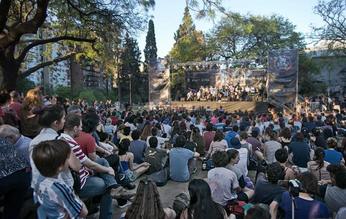 Jazz en el Parque