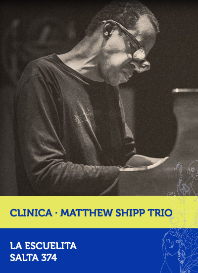 Matthew Shipp Trío - Clínica