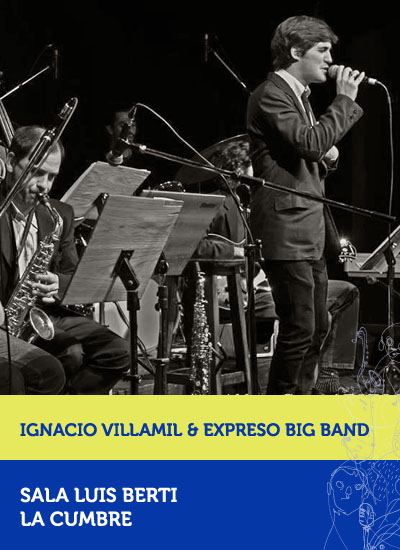 Ignacio Villamil & Expreso Big Band