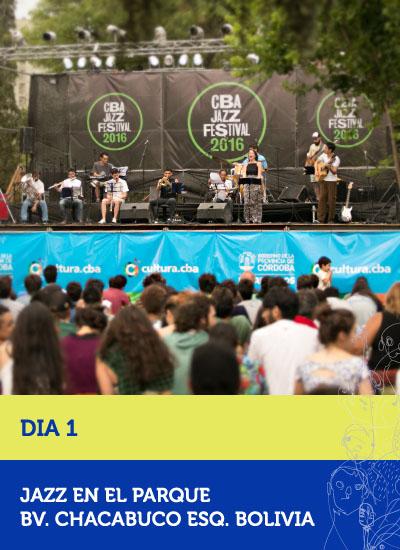 Jazz en el Parque Día 1