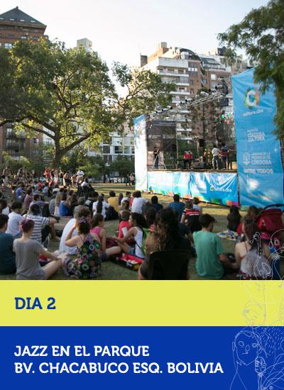 Jazz en el Parque Día 2