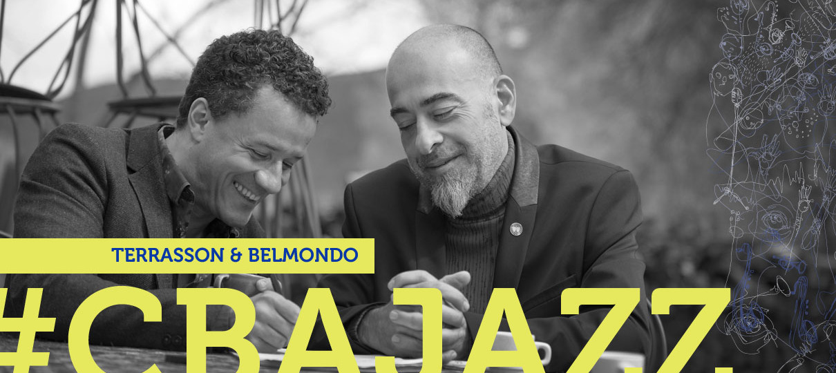"Terrasson & Belmondo ""Terramondo"""